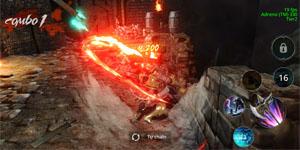 Sức mạnh đồ họa của game mobile Darkness Rises lớn đến mức nào?