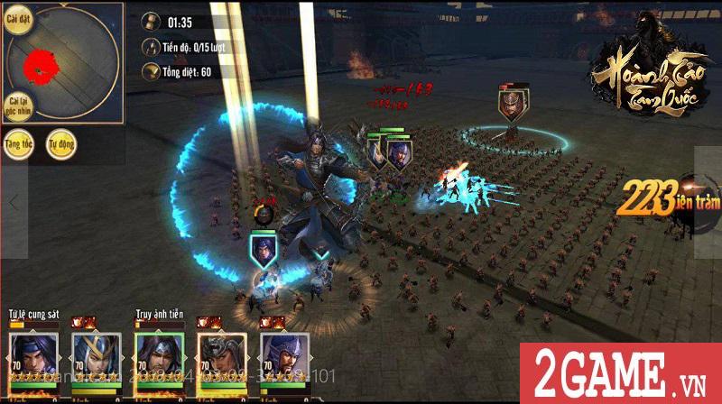 Game thủ Hoành Tảo Tam Quốc nói gì sau hai đợt trải nghiệm Alpha Test? 1