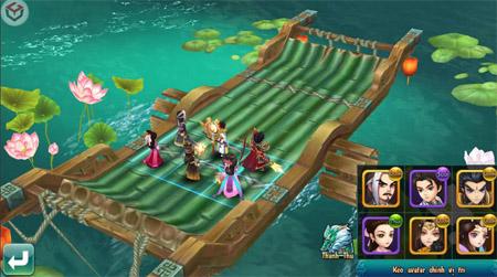 Cảm nhận game mobile Võ Thần 3D: Điểm hấp dẫn nằm ở mặt chiến thuật và hình ảnh sinh động