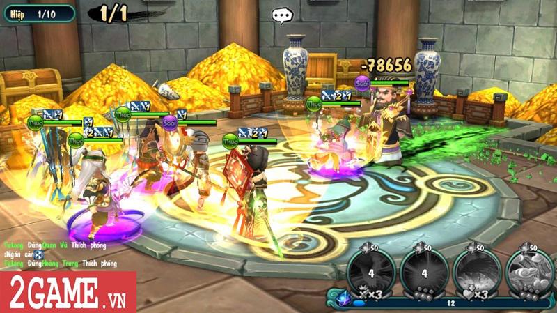 Game thủ bàn gì về Võ Thần 3D sau 3 ngày trải nghiệm? 6