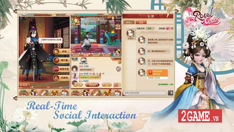 Game mới 360mobi Ngôi Sao Hoàng Cung 2 sắp được VNG ra mắt 4