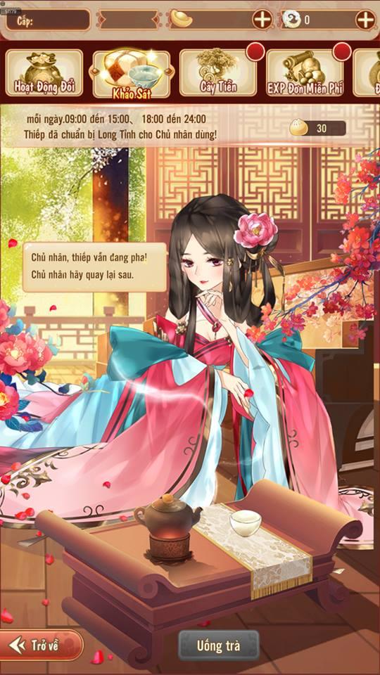 Game mới 360mobi Ngôi Sao Hoàng Cung 2 sắp được VNG ra mắt 7