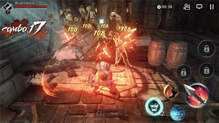 Chơi game mobile Darkness Rises vì quá đẹp, quá sướng tay
