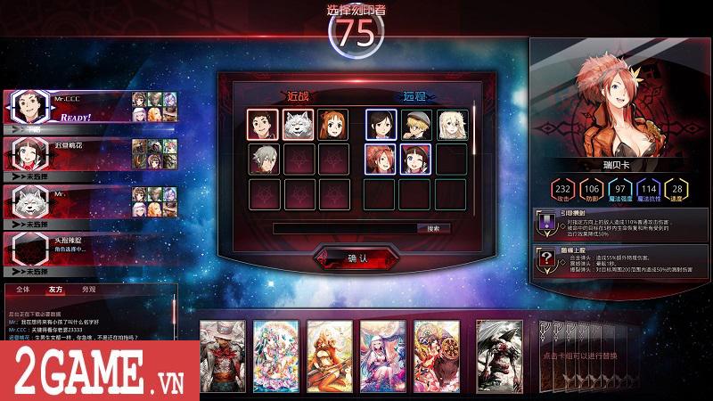 Lord of Verminion Arena – Game MOBA kết hợp bài ma thuật vô cùng ấn tượng do Nhật bản và Trung quốc phát triển 1