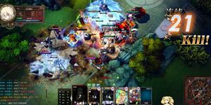 Lord of Verminion Arena – Game MOBA kết hợp bài ma thuật vô cùng ấn tượng do Nhật bản và Trung quốc phát triển