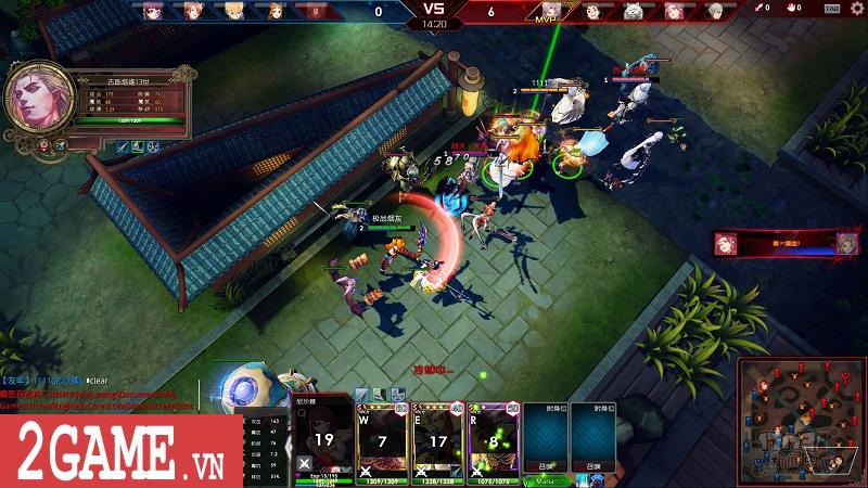 Lord of Verminion Arena – Game MOBA kết hợp bài ma thuật vô cùng ấn tượng do Nhật bản và Trung quốc phát triển 3