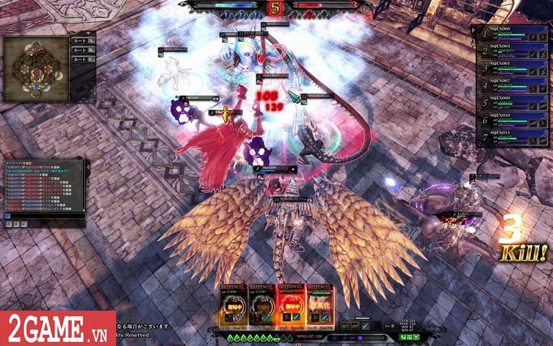Lord of Verminion Arena – Game MOBA kết hợp bài ma thuật vô cùng ấn tượng do Nhật bản và Trung quốc phát triển 6