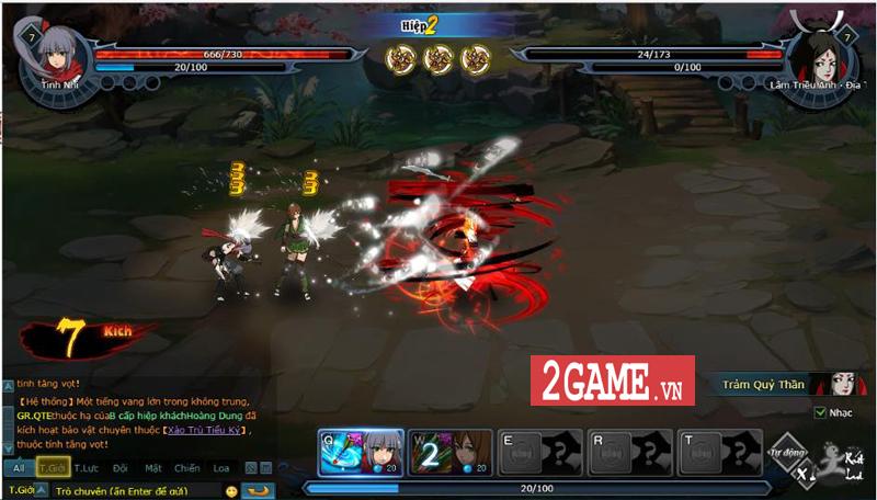 Trải nghiệm webgame Đấu Hiệp: Game đánh theo lượt bối cảnh kiếm hiệp nhưng có tạo hình độc lạ 13
