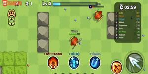 Đấu Trường Liên Quân H5 – Game hỗn chiến sinh tử đầy hấp dẫn