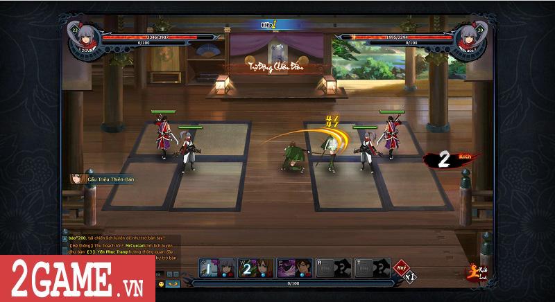 Trải nghiệm webgame Đấu Hiệp: Game đánh theo lượt bối cảnh kiếm hiệp nhưng có tạo hình độc lạ 16