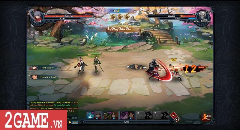 Trải nghiệm webgame Đấu Hiệp: Game đánh theo lượt bối cảnh kiếm hiệp nhưng có tạo hình độc lạ 2