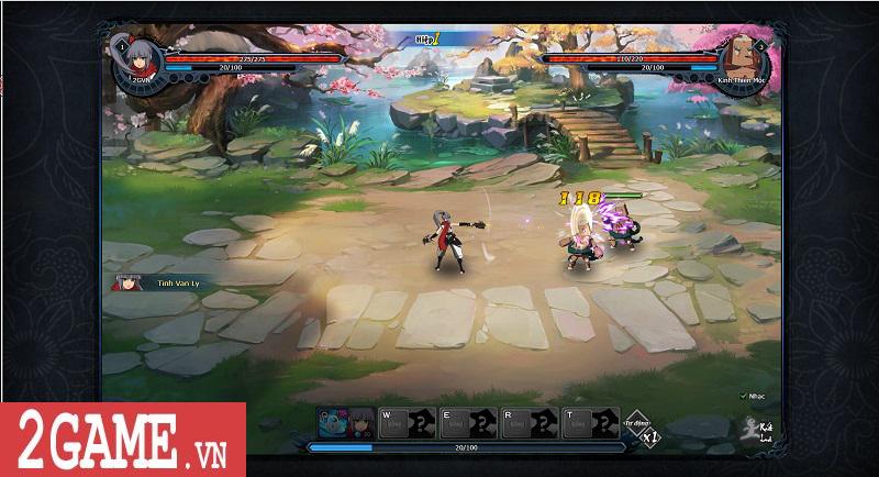 Trải nghiệm webgame Đấu Hiệp: Game đánh theo lượt bối cảnh kiếm hiệp nhưng có tạo hình độc lạ 12