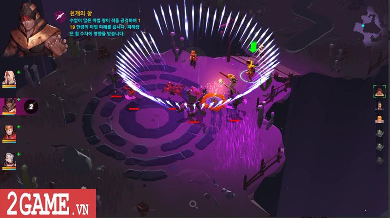 Man or Vampire - Game nhập vai chiến thuật độc đáo và hấp dẫn 2