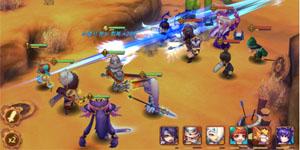 Thiên Hạ Anh Hùng – Game mobile đấu thẻ tướng Tam Quốc cập bến Việt Nam