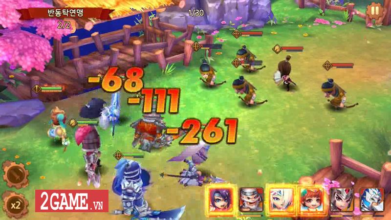 Thiên Hạ Anh Hùng - Game mobile đấu thẻ tướng Tam Quốc cập bến Việt Nam 8