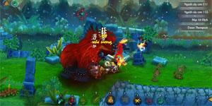 Anh Hùng Online – Dự án game nhập vai 3D do người Việt phát triển ấn định ngày Open Beta