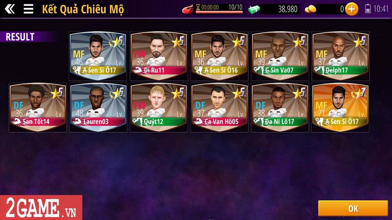 Trải nghiệm Vua Bóng Đá 2018 – Game quản lý bóng đá siêu bựa vừa ra mắt game thủ Việt 2