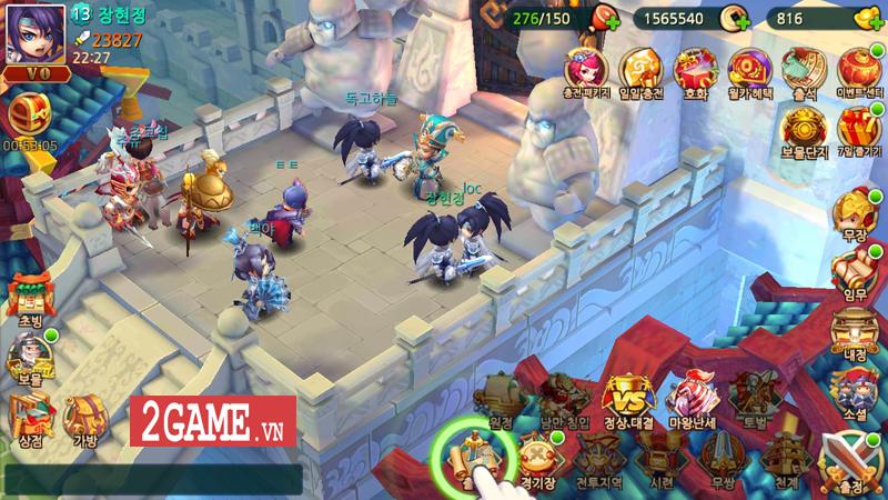 Thiên Hạ Anh Hùng - Game mobile đấu thẻ tướng Tam Quốc cập bến Việt Nam 0