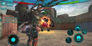 Squadflow – Game robot bắn nhau với tạo hình cực độc