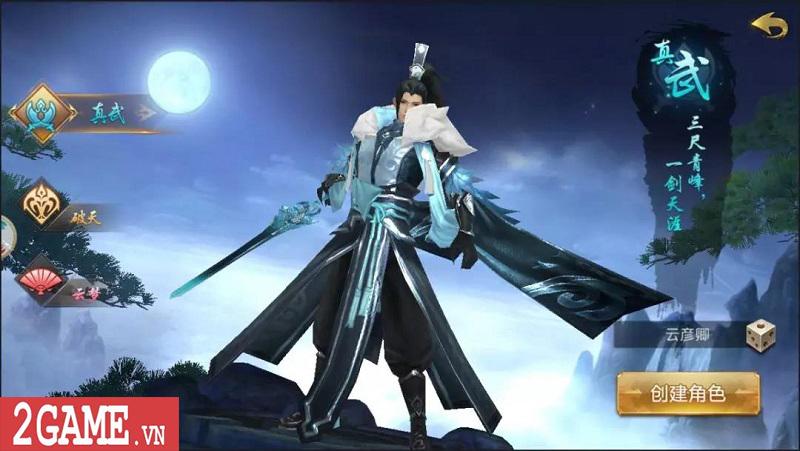 Tuyệt Thế Võ Lâm - Thêm một game kiếm hiệp sở hữu lối chơi như Võ Lâm Truyền Kỳ Mobile 2