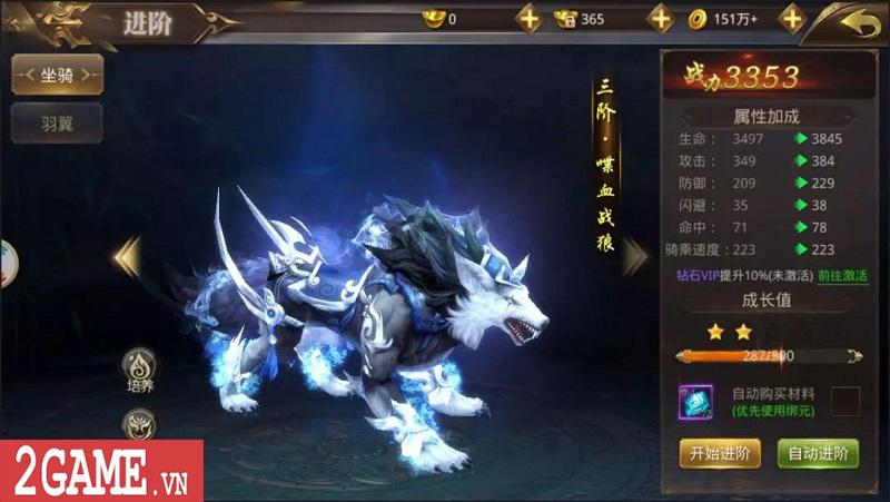 Tuyệt Thế Võ Lâm - Thêm một game kiếm hiệp sở hữu lối chơi như Võ Lâm Truyền Kỳ Mobile 7