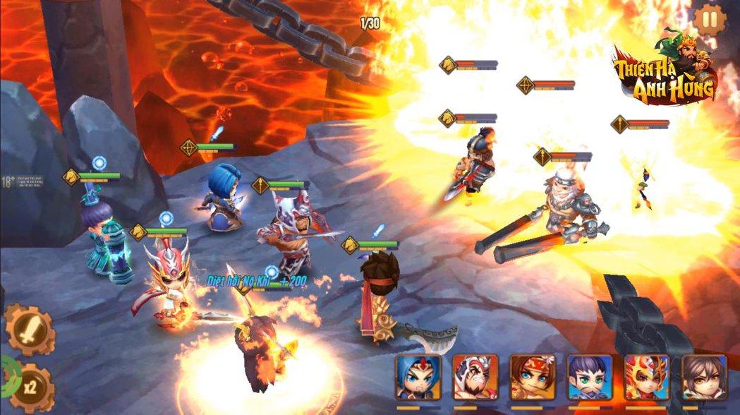 Thêm 8 game online mới toanh cập bến làng game Việt vào tháng 7 2