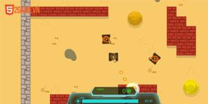 Cuộc Chiến Xe Tăng H5 – Lại thêm một tựa game đa nền tảng lấy cảm hứng từ game 4 nút