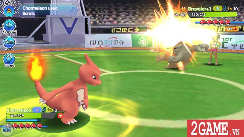 Nếu bạn yêu Pokemon thì Liên Quân Poke là một tựa game nhất định phải thử! 6