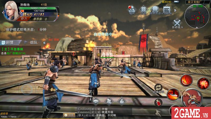 Thêm 8 game online mới cập bến làng game Việt trong cuối tháng 7 và đầu tháng 8 tới 4