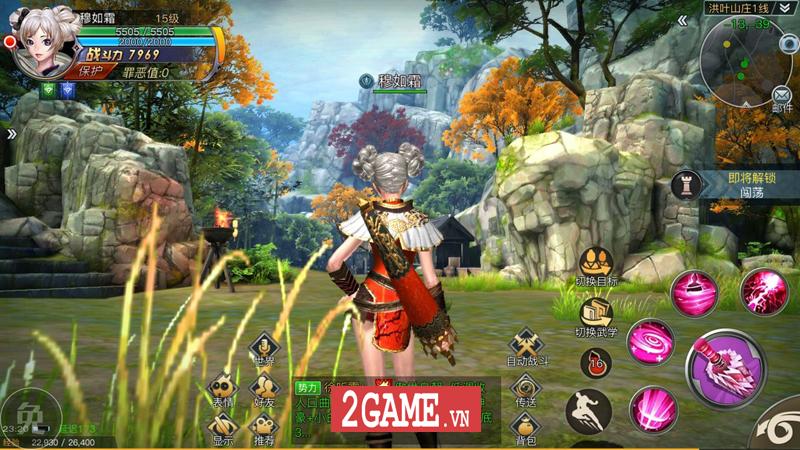 Cửu Dương VNG - Game kiếm hiệp hành động đỉnh cao sắp ra mắt làng game Việt 3