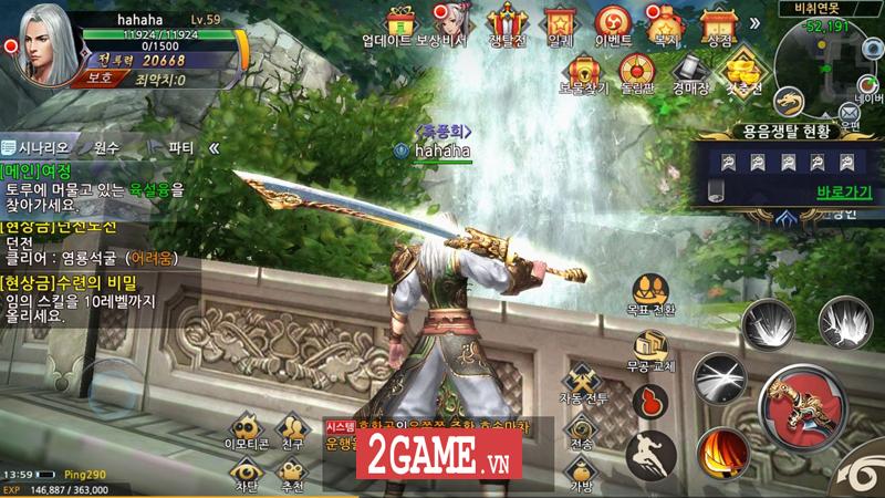 Cửu Dương VNG - Game kiếm hiệp hành động đỉnh cao sắp ra mắt làng game Việt 7