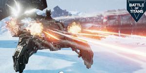Battle of Titans – Game robot đại chiến với chất lượng đồ họa 3D tuyệt hảo không thua kém game PC