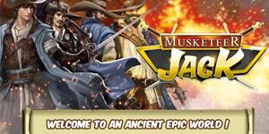 Musketeer Jack – Tái khám phá thế giới của ba người lính ngự lâm