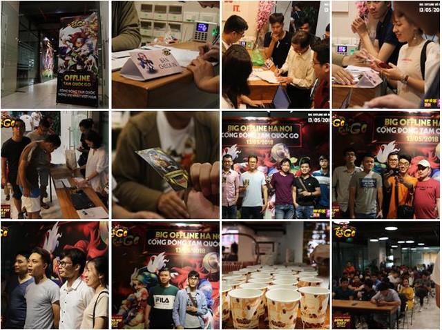 Tam Quốc GO tưng bừng với các hoạt động cực hot trong tháng kỉ niệm sinh nhật 1 năm 2