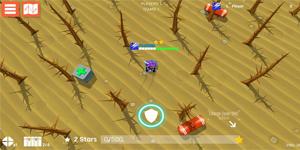 Tank Party – Đấu trường bắn tank theo phong cách IO thời gian thực kịch tính