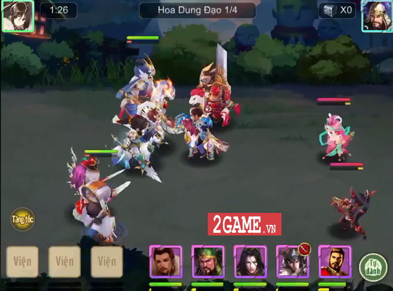 Thêm 8 game online mới cập bến làng game Việt trong cuối tháng 7 và đầu tháng 8 tới 6