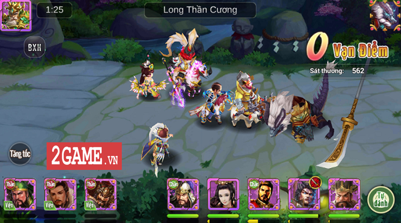 Tặng 555 giftcode game Huyền Thoại Tam Quốc mobile 1