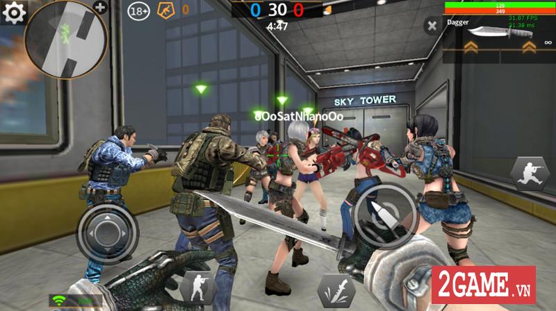 Tốc Chiến Mobile sẽ đưa lối chơi Chiến Dịch Huyền Thoại và Crossfire Legends hợp nhất với nhau 6