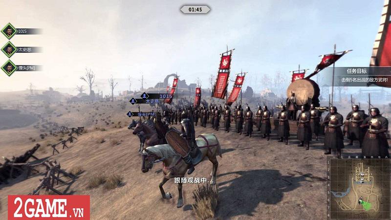 Top 5 game nhập vai cho phép bạn cưỡi ngựa chiến đấu cực đã tay 2