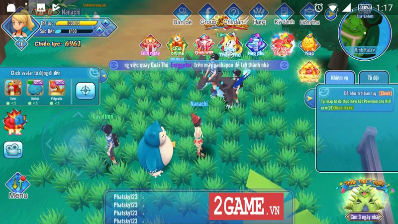 Nếu bạn yêu Pokemon thì Liên Quân Poke là một tựa game nhất định phải thử! 0