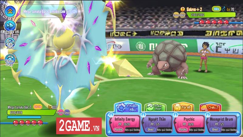 Nếu bạn yêu Pokemon thì Liên Quân Poke là một tựa game nhất định phải thử! 4