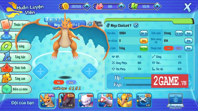 Nếu bạn yêu Pokemon thì Liên Quân Poke là một tựa game nhất định phải thử! 3