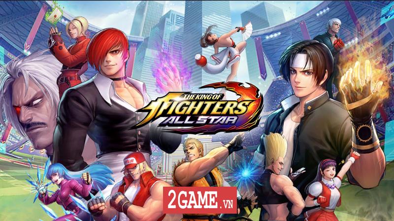 Đánh giá The King Of Fighters All Star Mobile: Đánh đấm cực phê, đúng chất game thùng 0