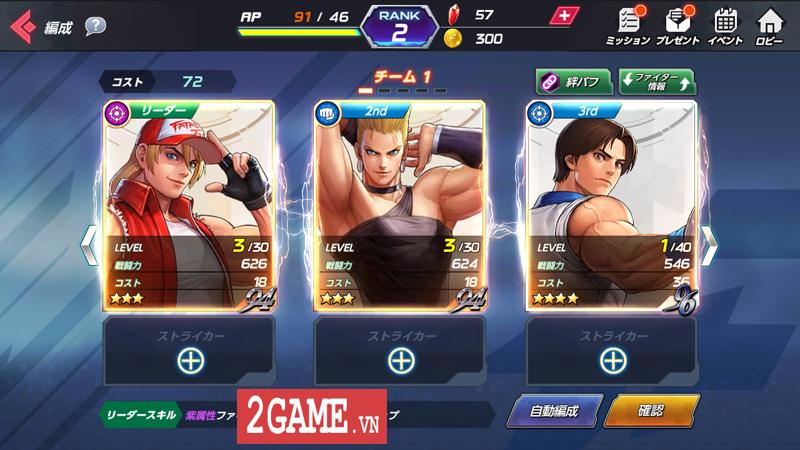 Đánh giá The King Of Fighters All Star Mobile: Đánh đấm cực phê, đúng chất game thùng 6