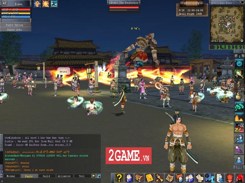 13 tựa game online mới vừa đến tay game thủ Việt vào tháng 9 và trong tháng 10 sắp tới 3