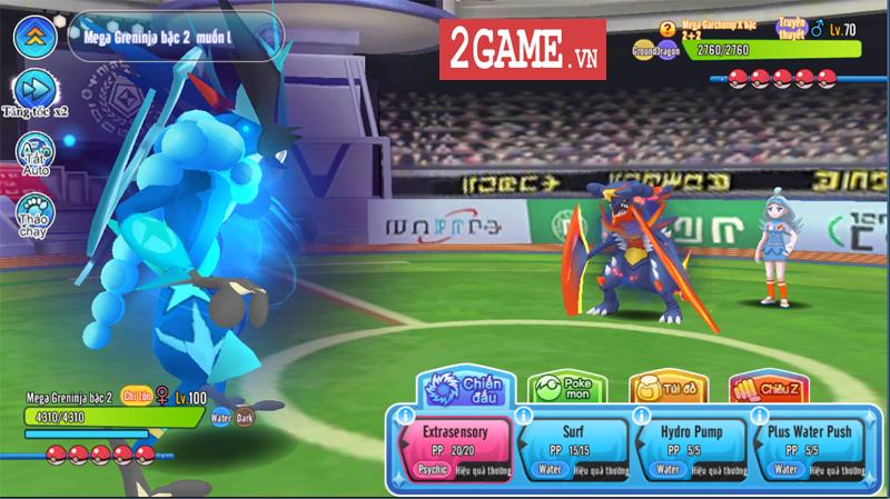 Liên Quân Poke không chỉ đẹp mà còn là sàn đấu Pokemon vô cùng căng thẳng nữa 4