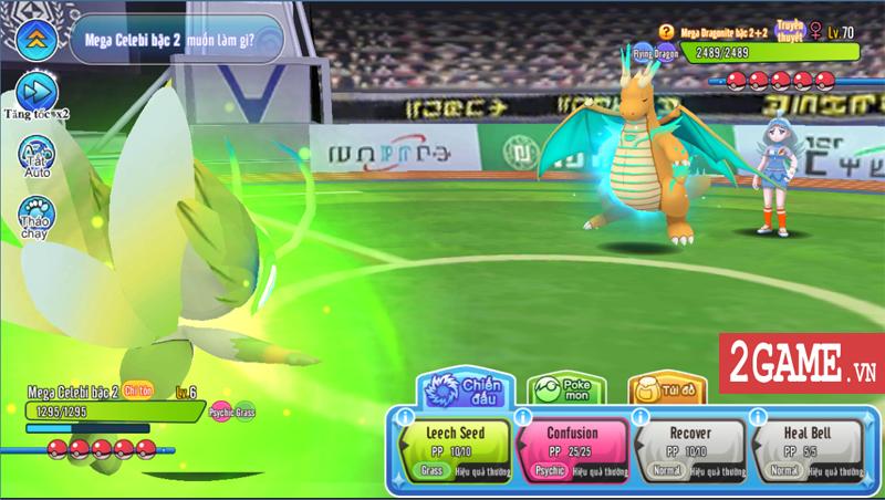 Liên Quân Poke không chỉ đẹp mà còn là sàn đấu Pokemon vô cùng căng thẳng nữa 1