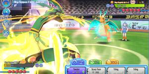 Liên Quân Poke không chỉ đẹp mà còn là sàn đấu Pokemon vô cùng căng thẳng nữa
