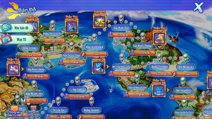 Liên Quân Poke không chỉ đẹp mà còn là sàn đấu Pokemon vô cùng căng thẳng nữa 6