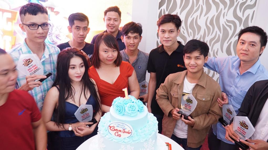 Cộng đồng Tam Quốc GO và những khoảnh khắc khó quên trong tháng sinh nhật 1 tuổi 14